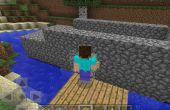 Barco del pantano de Minecraft!