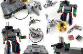 LEGO Nintendo 64 transformadores