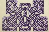 Cómo dibujar el trabajo de nudo céltico