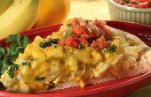 Patatas y queso Bruncheros