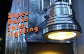 Super básico Iluminación Solar bajo $75