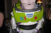 Buzz lightyear traje extrema!