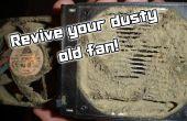 Añadir un interruptor de la temperatura a su ventilador viejo polvoriento!