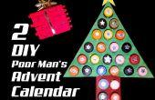 Calendario de Adviento 2 DIY del pobre