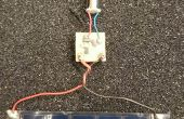Micro motor solar