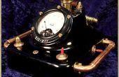 "Detector del relámpago de Steampunked ""Jupiter"""
