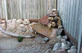 Crear función de cascada en tu jardín