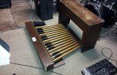 Arduino MIDI teclado de Pedal de pie
