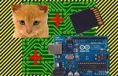 Arduino gato Detector SD tarjeta registrador