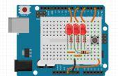 Arduino: Control de varios componentes con un botón