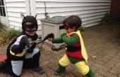 Batman y Robin chicos Trajes