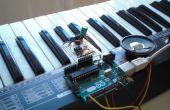 Cómo hacer un sintetizador de sonido de Arduino con interfaz MIDI