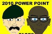 PROYECTOS de POWERPOINT 2010: caras