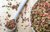 Ambientador de la boca de multi semillas y ayuda digestiva (Mukhwas)