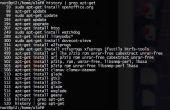 Linux / Mac solucionar o cómo crear un script de instalación siguiendo la historia del sistema / trouble shoot (Oh sh * t, he hecho un lío)