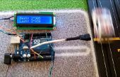 Cronómetro de basados en Arduino para pistas de carreras de coches eléctricas