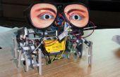 Inspirado biológicamente Robot - KillTron7000