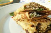 Dalia Cheela | Roto de crepe de trigo