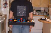 Traje de máquina de Arcade de Pac-Man