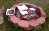 Cómo Grill/cocinar en una fogata