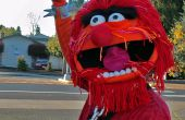 Traje animal de los Muppets