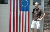 Cómo hacer una bandera de Estados Unidos