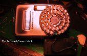 Piratear una cámara de un infrarrojo \ cámara de visión nocturna