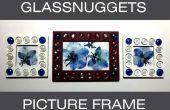 Tunea a tu marco de fotos con glassnuggets! :)
