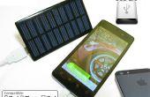 Cargador Solar DIY ($5 batería gratis - actualizado!)