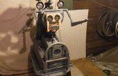 "Plataforma modular Robot o ""Tienda de segunda mano Johnny cinco"""
