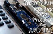 Analizar cualquier protocolo de IR con sólo tu placa Arduino
