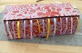 Caja del dispensador de la cinta