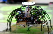 Araña de Terra: Robot de reparación autónoma