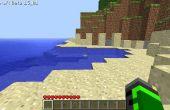 Cómo hacer una isla flotante en minecraft