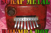 Chatarra de Metal Rumba Box