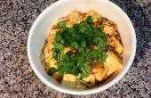Cómo hacer auténtico chino picante Mapo Tofu