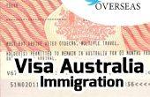 Trabajar en Australia-ventajas y vías para la inmigración de Australia