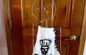 El Chef pirata: cocina delantal y sombrero