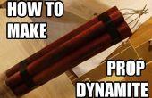 Hacer dinamita Prop