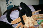 Alien Facehugger cojín para mascotas
