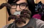 Studio C Pin el bigote sobre Jeremy juego