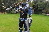 MJOLNIR Mk. V (Pepakura Halo armadura)