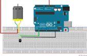 Control de un motor DC con Arduino y Visual Basic