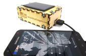 Cargador solar USB 2.0