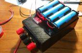 Super fuerte portátil bluetooth amplificador 50w x 2 inspirado en Diy Pirks