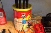 3 minutos saludable herramienta cilindro
