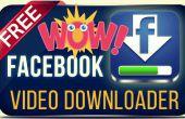 Cómo descargar video de Facebook