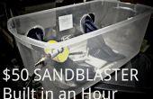 Arenador de la arena DIY $50 en una hora