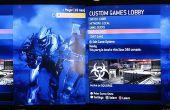 Transferencia A Halo 3 mapa de una cuenta a otra (Xbox 360)