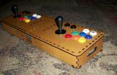 Tablero Arcade Mame caja de frambuesa Pi